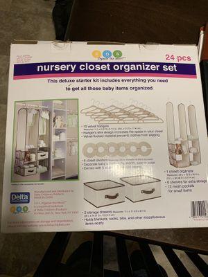 Closet Organizer for Sale in Stockton, CA