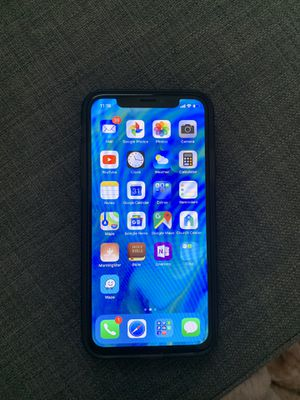 iPhone X 64gb White for Sale in Salem, OR