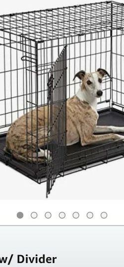 BRAND NEW 36 Inch Dog Crate with Divider And Double Door for Sale in Modesto,  CA