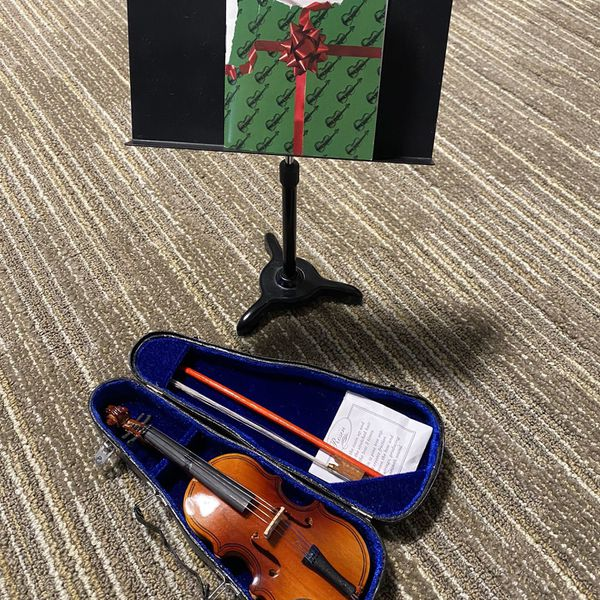Violin for an American girl doll