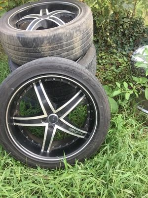 20Inch rims for Sale in MD, US
