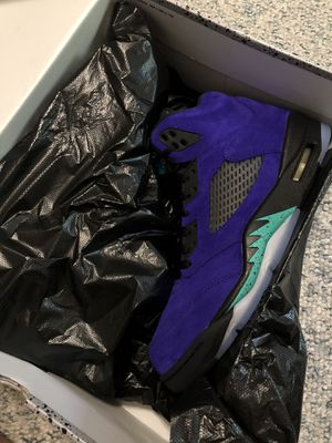 Jordan 5 Alt Grape DS Size 11 for Sale in Gresham, OR