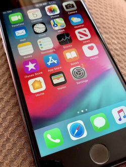IPhone 6 16gb Unlocked Already Verizon Att Cricket Metro PCs No Issues for Sale in Santa Ana,  CA
