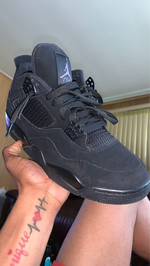 JORDAN 4 BLACK CAT 10.5 for Sale in Southfield, MI