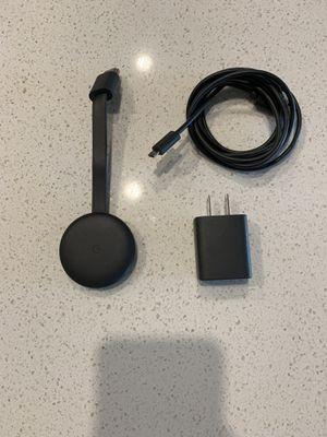 Google Chromecast (3rd Gen) for Sale in undefined