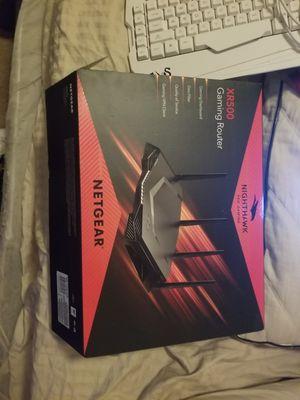 Netgear nighthawk xr500 for Sale in Cypress, TX
