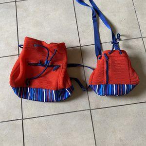 Vera Bradley Combo Backpack And Shoulder Purse for Sale in Lakeland, FL