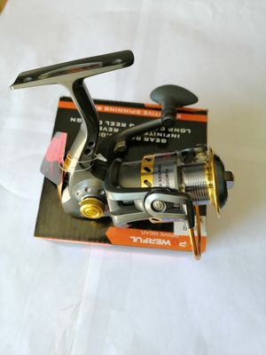 Brand new fishing reel with 8 ball bearings for Sale in Modesto, CA