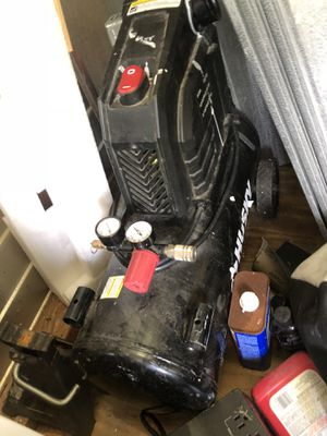 Husky compressor for Sale in Homestead, FL