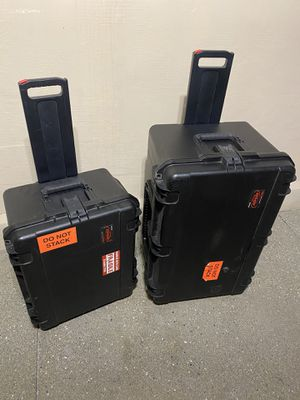 SKB WATERPROOF CASES I SERIES for Sale in Santa Ana, CA