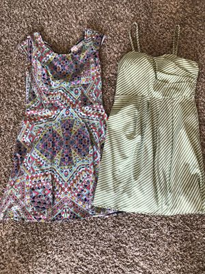 Two Women's Dresses. Size M and Size 7 for Sale in Fort Wayne, IN