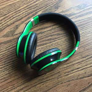 Green & Black Headphones for Sale in Eau Claire, WI