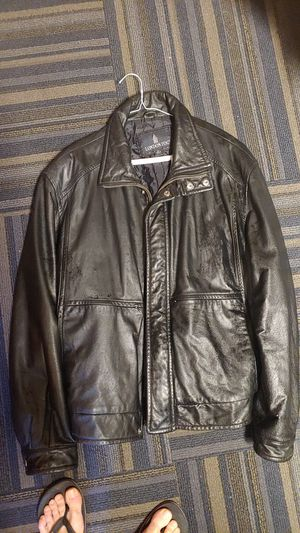 London fog leather jacket for Sale in San Diego, CA