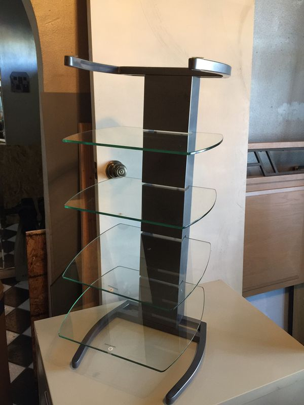 Small Display glass shelf