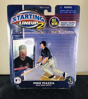 Starting Lineup 2 Mark Piazza New York Mets MLB. NIB! for Sale in Skokie, IL