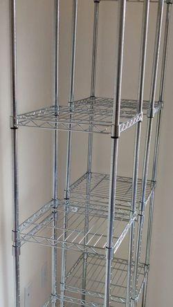 Very sturdy cloths/organizing shelf for Sale in Redmond,  WA