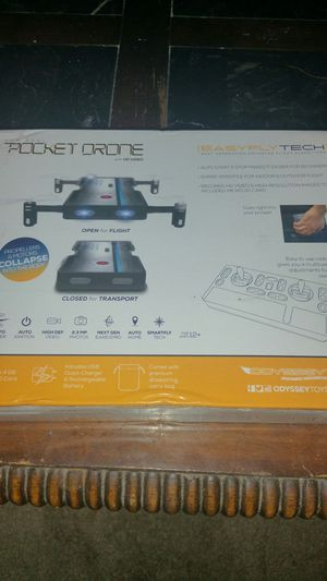 The Real Pocket Drone/HD video for Sale in Norfolk, VA