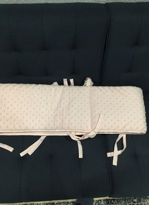 Baby crib bumper for Sale in Warren, MI