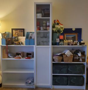 Ikea Billy Bookcases for Sale in Philadelphia, PA