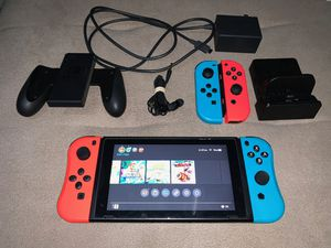 Nintendo Switch Bundle for Sale in Miami, FL