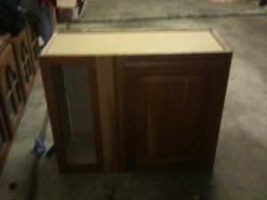 A cabinet for Sale in Columbus, OH