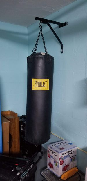 Punching bag for Sale in Port Richey, FL