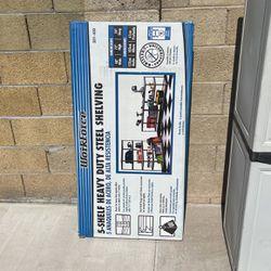 Heavy duty garage storage shelving unit for Sale in Phoenix,  AZ
