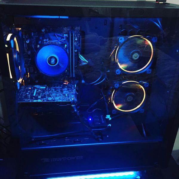 Gaming PC & Monitor Combo