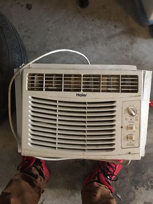 Haier window a/c work perfect 60 obo for Sale in Washington, DC