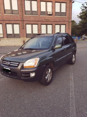 2006 kia sportage ex for Sale in Billerica, MA