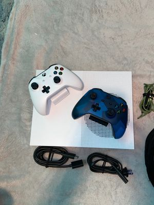 Xbox one s and accessories for Sale in Norwich, NY