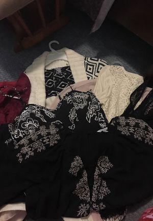 Junior girls size small / medium clothing lot for Sale in Manassas, VA