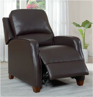 OPEN BOX NEW CONDITION 45% OFF // COSTCO Kyleigh Leather Recliner for Sale in Pompano Beach, FL