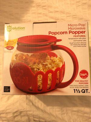 Popcorn Popper for Sale in Chicago, IL