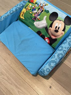 Foldable Kids Couch, Mickey Mouse Clubhouse for Sale in Irvine,  CA