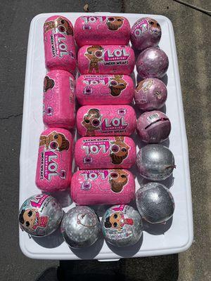 LOL Surprise Dolls Underwraps Glam Series Bling Series for Sale in Davis, CA