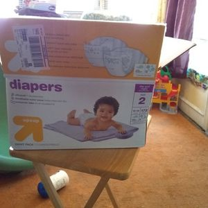 Target Diapers Size 2 for Sale in Philadelphia, PA