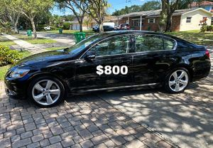 $800-Well maintained🍀2010 Lexus GS🍀-One Owner for Sale in New Haven, CT