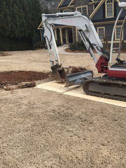 Excavator For Hire for Sale in Cumming,  GA