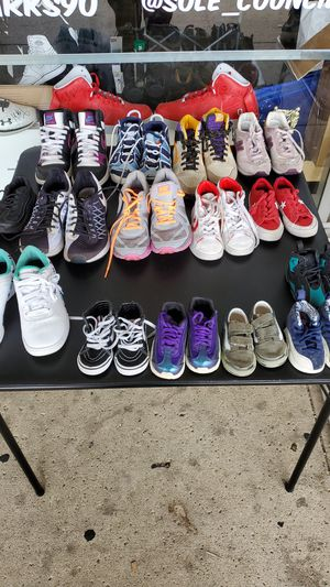 Nike, Jordan, adidas, vans $49 and under for Sale in Columbus, OH
