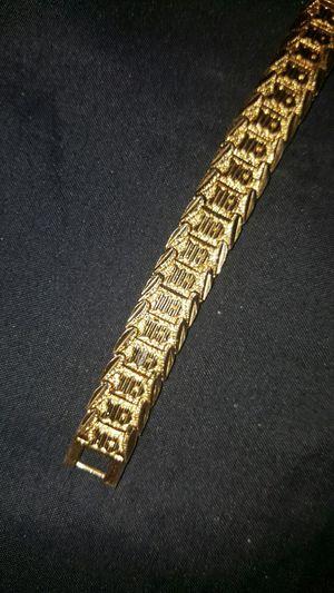 Gold Bracelet for Sale in Hyattsville, MD