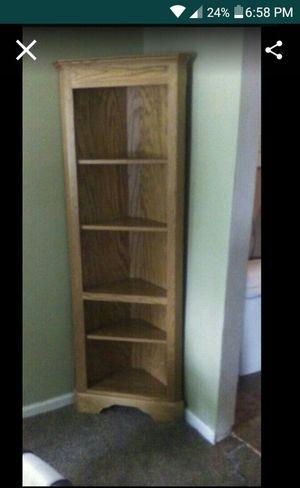 Corner shelf must go for Sale in Lorain, OH