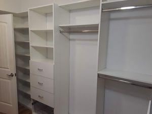Closet organizer for Sale in Corona, CA