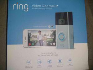 Ring video door bell 2 for Sale in Riverside, CA
