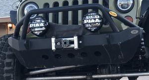 Jeep jk Smittybilt XRC front bumper for Sale in Phoenix, AZ