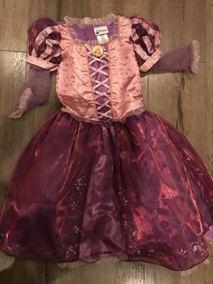 New Disneyland parks Rapunzel costume size S for Sale in Glendora, CA