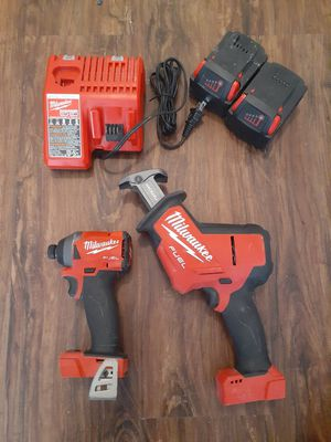 NEW MILWAUKEE TOOL SET for Sale in Savannah, GA