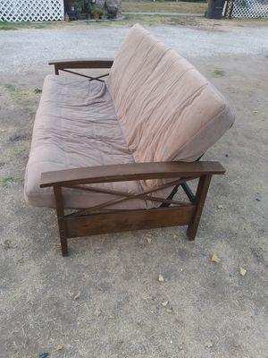 Futon bed/ couch for Sale in Stockton, CA