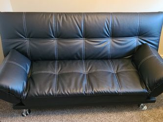Black Futon for Sale in Olympia,  WA