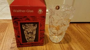 Flower vase crystal for Sale in Issaquah, WA
